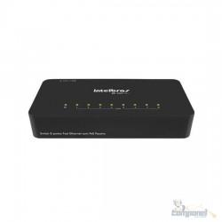 Switch 8 portas Fast Ethernet SF 800Q +